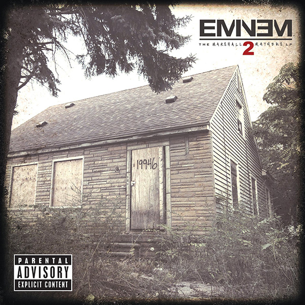 Eminem The Marshall Mathers LP2
